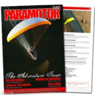 Paramotor Magazine, Issue No 18, April & May 2010